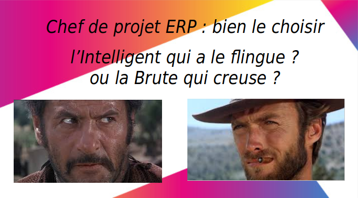 Chef de projet ERP : comment bien le choisir ?