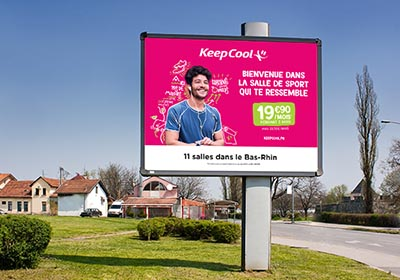 KC affiche 4x3